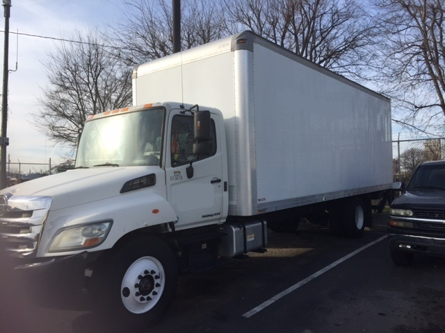 Medium Duty Box Truck-Light and Medium Duty Trucks-Hino-2012-268-HOMEWOOD-AL-264,850 miles-$11,000