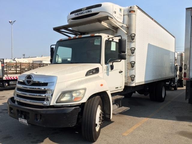 Reefer Truck-Light and Medium Duty Trucks-Hino-2012-338-MONTEBELLO-CA-330,597 miles-$12,000