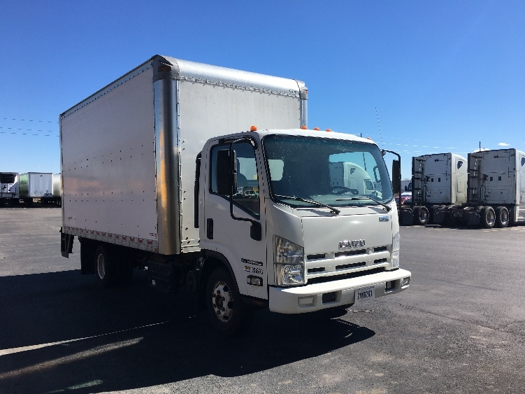 Medium Duty Box Truck-Light and Medium Duty Trucks-Isuzu-2011-NPR-DAVENPORT-IA-30,194 miles-$32,250