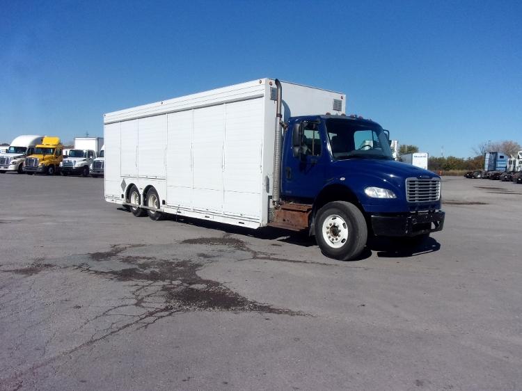 Beverage Truck-Light and Medium Duty Trucks-Freightliner-2012-M2-OSHAWA-ON-328,085 km-$38,000