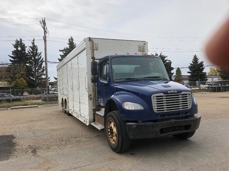 Beverage Truck-Light and Medium Duty Trucks-Freightliner-2012-M2-EDMONTON-AB-333,717 km-$37,000