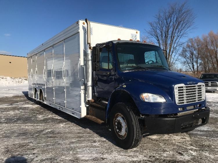 Beverage Truck-Light and Medium Duty Trucks-Freightliner-2012-M2-OTTAWA-ON-305,685 km-$42,000