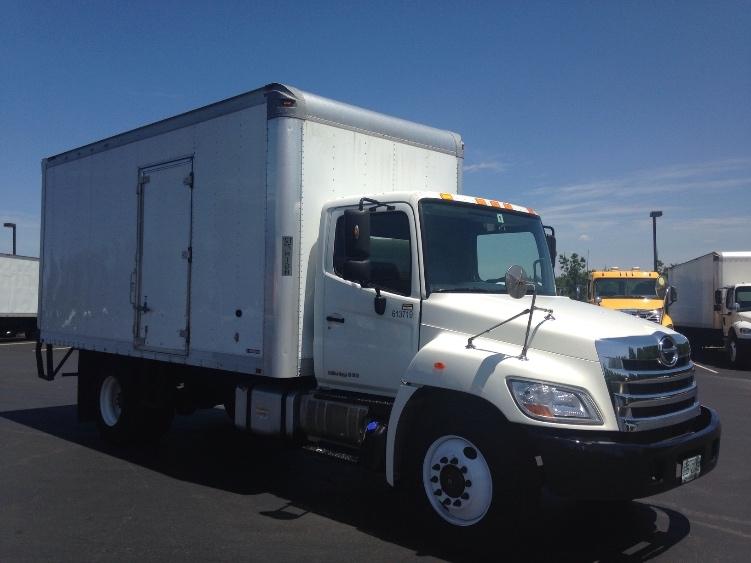 Medium Duty Box Truck-Light and Medium Duty Trucks-Hino-2012-268-LONDONDERRY-NH-162,161 miles-$35,500