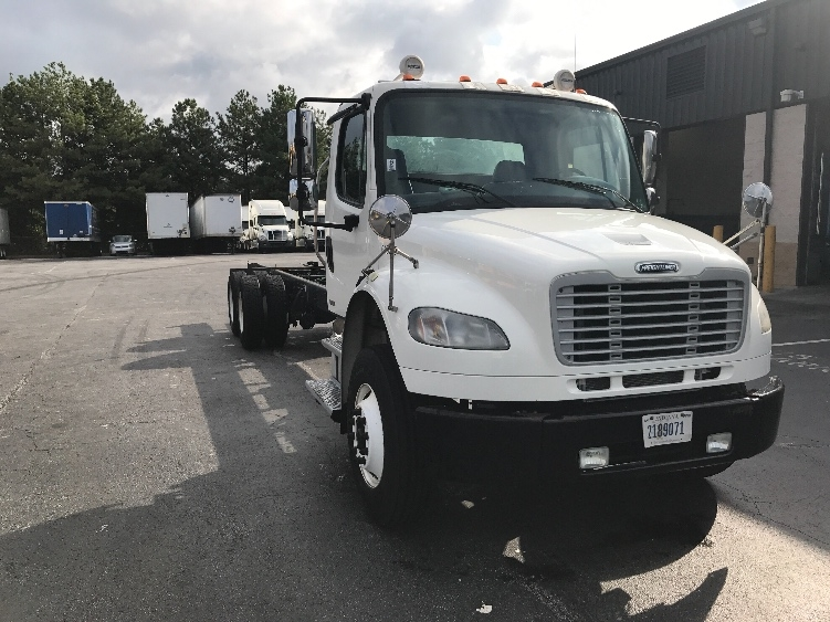 Cab and Chassis Truck-Light and Medium Duty Trucks-Freightliner-2012-M2-CONYERS-GA-424,450 miles-$25,000