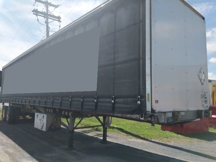 Dry Van Trailer-Semi Trailers-Great Dane-2012-Trailer-WATERTOWN-NY-198,346 miles-$16,250