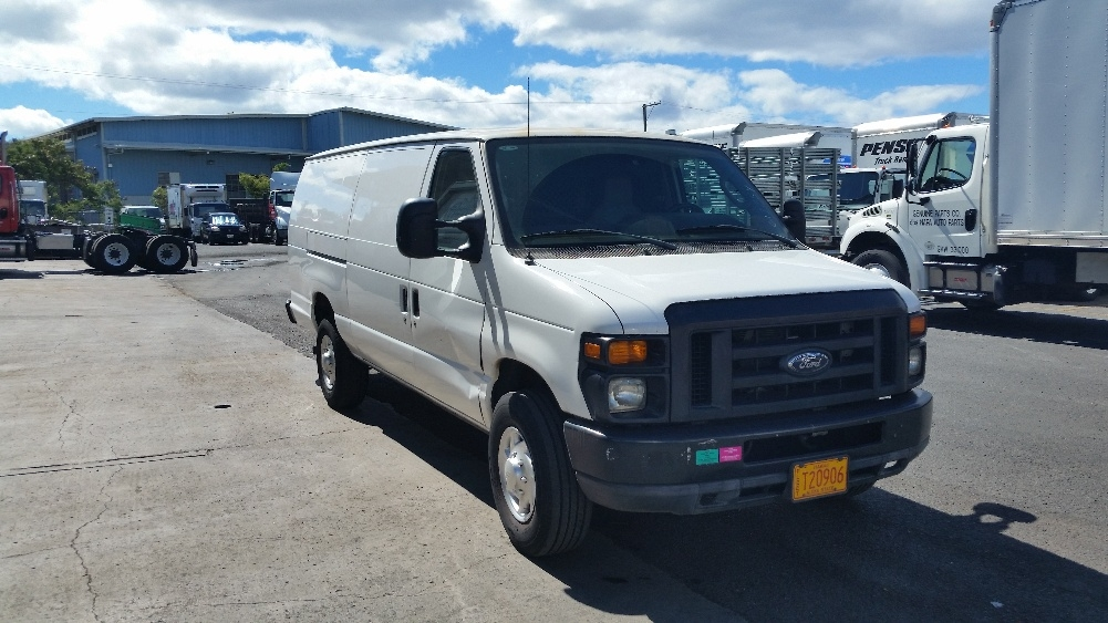 Cargo Van (Panel Van)-Light and Medium Duty Trucks-Ford-2011-E350-TORRANCE-CA-53,094 miles-$18,750