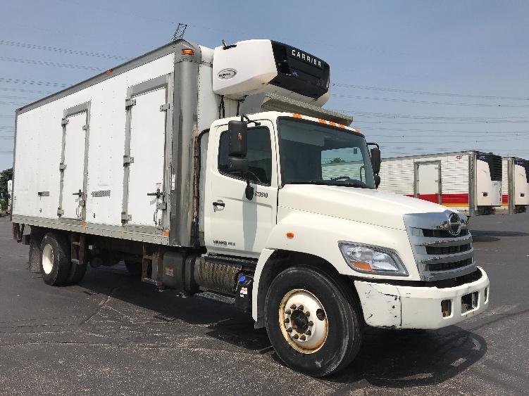 Reefer Truck-Light and Medium Duty Trucks-Hino-2012-358-ETOBICOKE-ON-279,600 km-$41,250