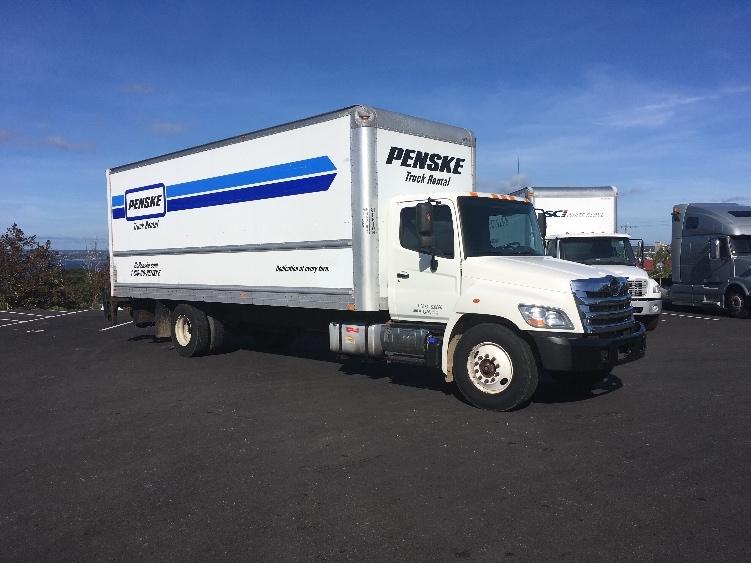 Medium Duty Box Truck-Light and Medium Duty Trucks-Hino-2012-268-DARTMOUTH-NS-226,793 km-$50,000