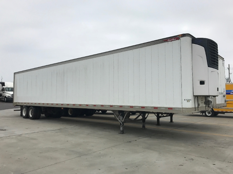Reefer Trailer-Semi Trailers-Great Dane-2012-Trailer-HARAHAN-LA-255,401 miles-$37,500