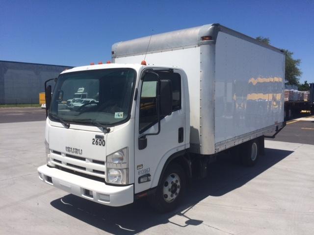 Medium Duty Box Truck-Light and Medium Duty Trucks-Isuzu-2011-ECOMAX-HAMMOND-LA-102,081 miles-$24,750