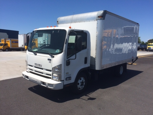 Medium Duty Box Truck-Light and Medium Duty Trucks-Isuzu-2011-ECOMAX-HAMMOND-LA-147,223 miles-$19,250