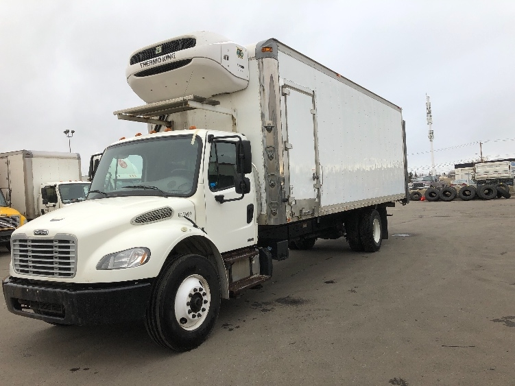 Reefer Truck-Light and Medium Duty Trucks-Freightliner-2012-M2-CALGARY-AB-225,785 km-$48,750