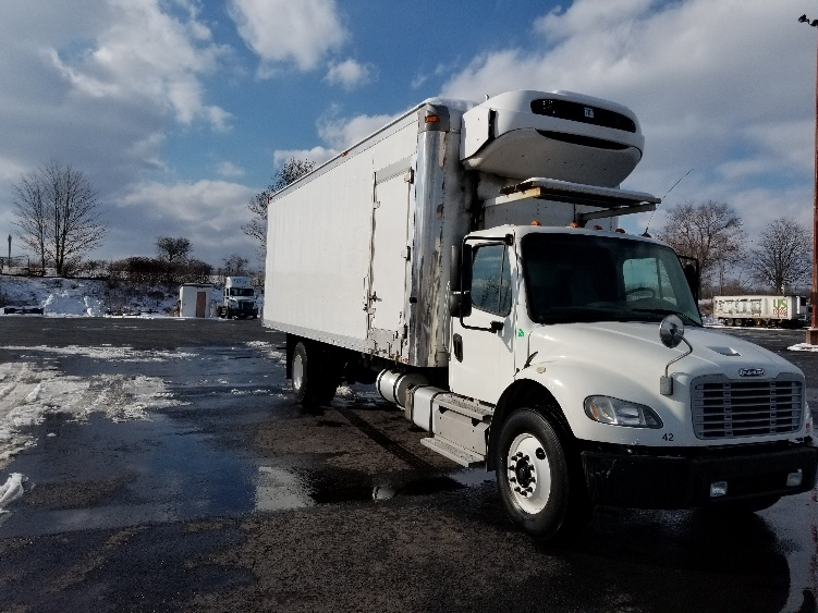 Reefer Truck-Light and Medium Duty Trucks-Freightliner-2012-M2-WHITE DEER-PA-367,420 miles-$23,250
