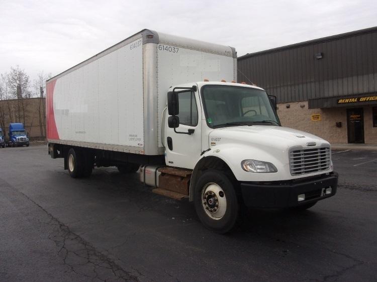 Medium Duty Box Truck-Light and Medium Duty Trucks-Freightliner-2012-M2-HARRISBURG-PA-327,412 miles-$22,000