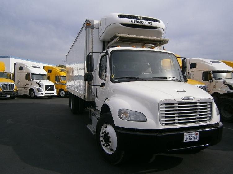 Reefer Truck-Light and Medium Duty Trucks-Freightliner-2012-M2-TORRANCE-CA-375,709 miles-$28,500