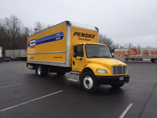 Medium Duty Box Truck-Light and Medium Duty Trucks-Freightliner-2012-M2-LOUISVILLE-KY-201,626 miles-$36,250