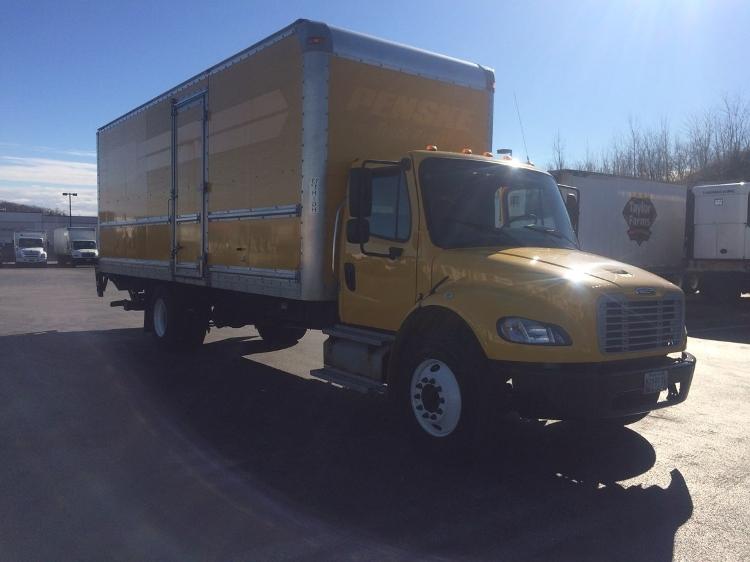 Medium Duty Box Truck-Light and Medium Duty Trucks-Freightliner-2012-M2-BALTIMORE-MD-162,789 miles-$30,250