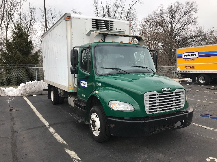 Reefer Truck-Light and Medium Duty Trucks-Freightliner-2012-M2-PENNSAUKEN-NJ-199,581 miles-$26,750