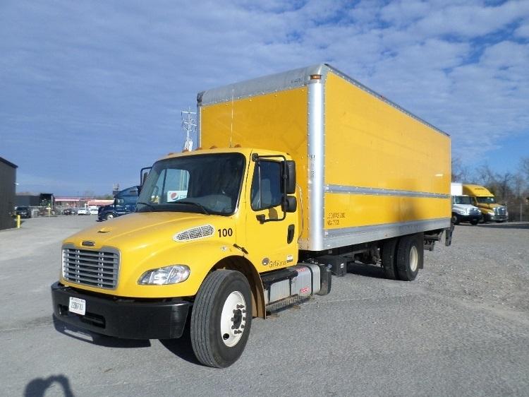 Medium Duty Box Truck-Light and Medium Duty Trucks-Freightliner-2012-M2-MADISON-AL-163,078 miles-$44,000