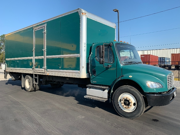 Medium Duty Box Truck-Light and Medium Duty Trucks-Freightliner-2012-M2-MOBILE-AL-200,369 miles-$30,500