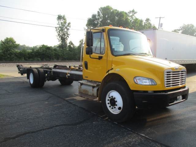 Cab and Chassis Truck-Light and Medium Duty Trucks-Freightliner-2012-M2-FORT WAYNE-IN-182,673 miles-$33,000
