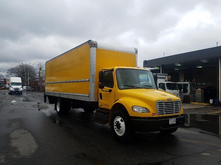 Medium Duty Box Truck-Light and Medium Duty Trucks-Freightliner-2012-M2-MEDFORD-MA-169,019 miles-$32,500
