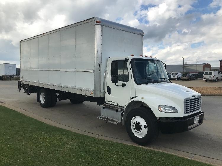 Medium Duty Box Truck-Light and Medium Duty Trucks-Freightliner-2012-M2-MONTGOMERY-AL-198,280 miles-$37,750