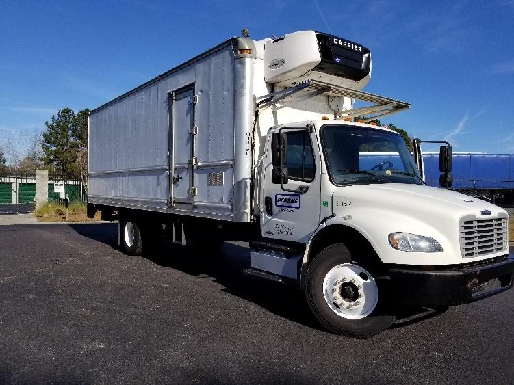 Reefer Truck-Light and Medium Duty Trucks-Freightliner-2012-M2-SUMMERVILLE-SC-216,381 miles-$38,750