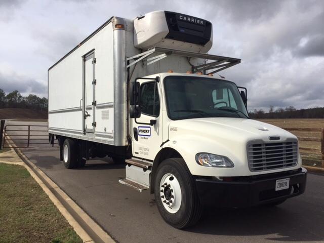 Reefer Truck-Light and Medium Duty Trucks-Freightliner-2012-M2-HOMEWOOD-AL-165,698 miles-$44,750