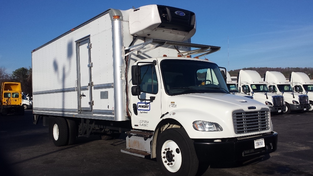 Reefer Truck-Light and Medium Duty Trucks-Freightliner-2012-M2-MONTGOMERY-AL-97,515 miles-$53,750