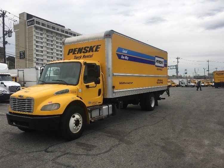 Medium Duty Box Truck-Light and Medium Duty Trucks-Freightliner-2012-M2-NORTH BERGEN-NJ-140,231 miles-$35,750