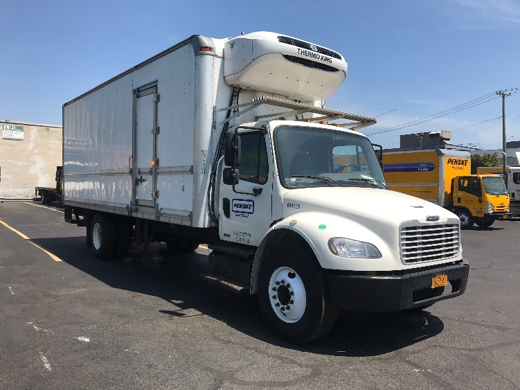 REEFER-TRUCK-Freightliner-2012-M2-WEST BABYLON-NY-108,866 miles-$54,750