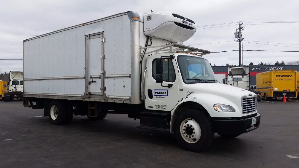 Reefer Truck-Light and Medium Duty Trucks-Freightliner-2012-M2-LONDONDERRY-NH-105,277 miles-$53,500