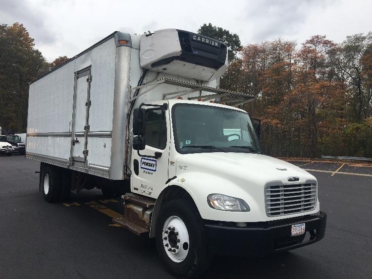 Reefer Truck-Light and Medium Duty Trucks-Freightliner-2012-M2-MEDFORD-MA-150,962 miles-$39,750