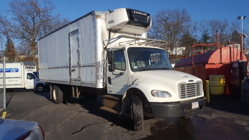 Reefer Truck-Light and Medium Duty Trucks-Freightliner-2012-M2-LAWRENCE-MA-207,417 miles-$36,500