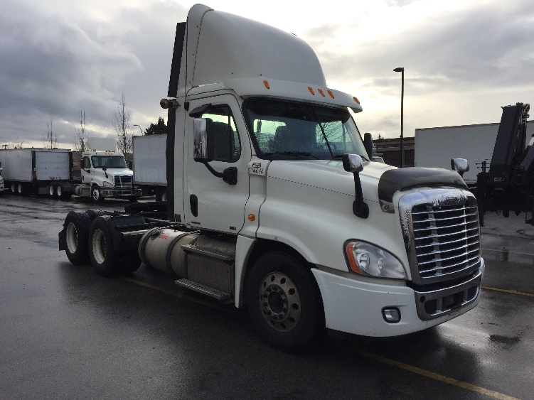Day Cab Tractor-Heavy Duty Tractors-Freightliner-2012-Cascadia 12564ST-DELTA-BC-555,514 km-$60,500