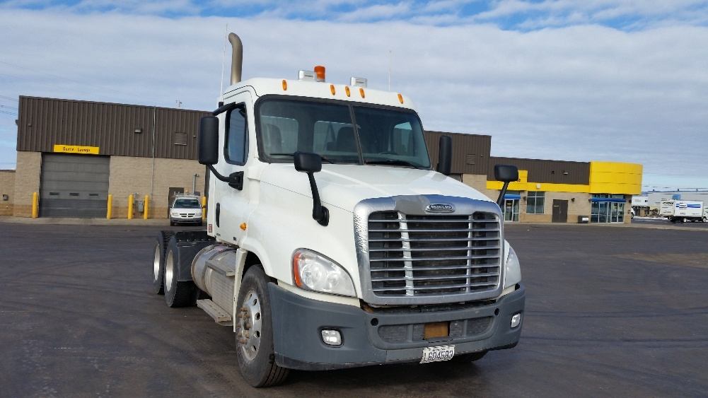 Day Cab Tractor-Heavy Duty Tractors-Freightliner-2012-Cascadia 12564ST-STE-FOY-PQ-515,601 km-$60,500