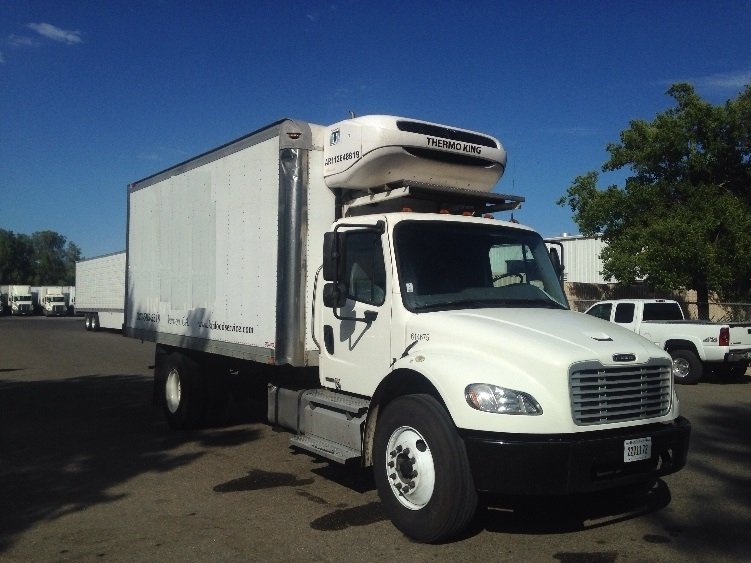 Reefer Truck-Light and Medium Duty Trucks-Freightliner-2012-M2-WEST SACRAMENTO-CA-349,289 miles-$21,250