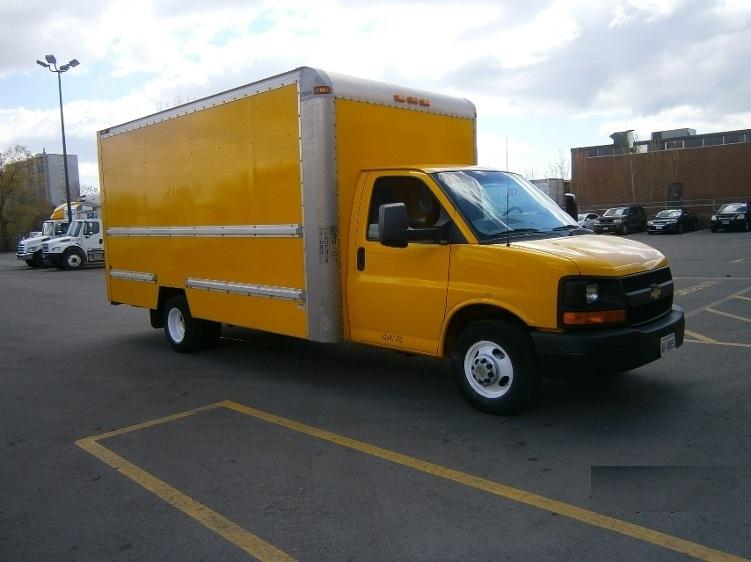 Light Duty Box Truck-Light and Medium Duty Trucks-Chevrolet-2011-G33903-MISSISSAUGA-ON-149,054 km-$13,500