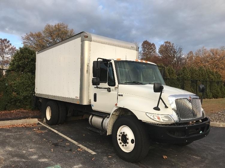 Medium Duty Box Truck-Light and Medium Duty Trucks-International-2012-4300-READING-PA-189,788 miles-$22,500