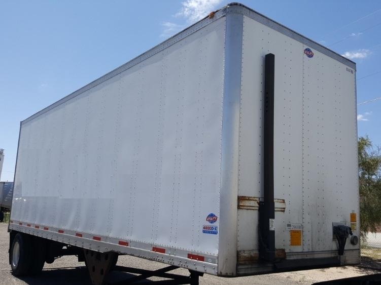 Dry Van Trailer-Semi Trailers-Utility-2012-Trailer-ALBUQUERQUE-NM-670,780 miles-$12,500