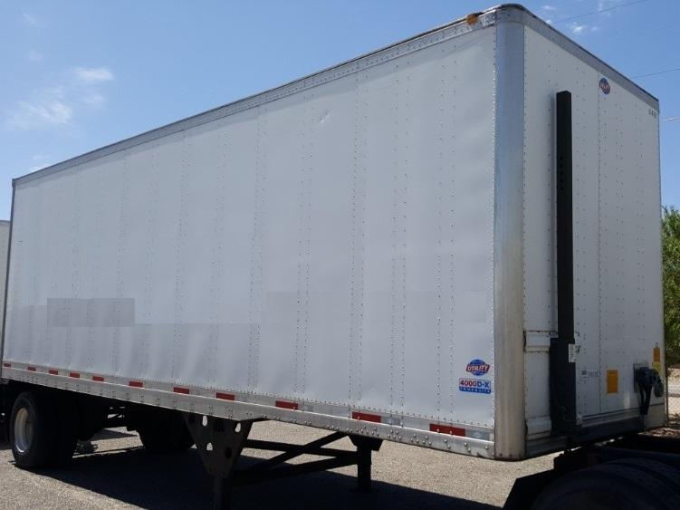 Dry Van Trailer-Semi Trailers-Utility-2012-Trailer-ALBUQUERQUE-NM-671,135 miles-$12,500