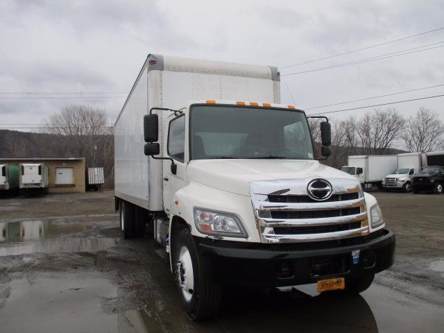 Medium Duty Box Truck-Light and Medium Duty Trucks-Hino-2012-268-ELMIRA-NY-325,245 miles-$23,250