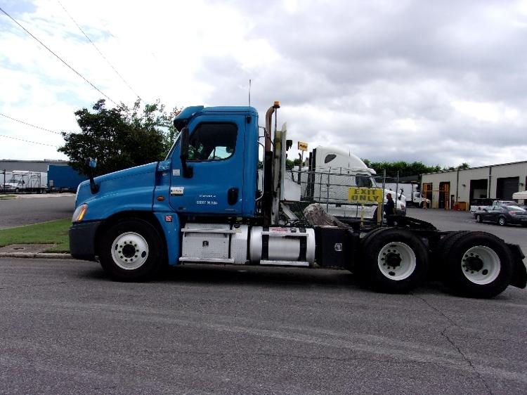 Day Cab Tractor-Heavy Duty Tractors-Freightliner-2012-Cascadia 12564ST-BIRMINGHAM-AL-626,945 miles-$26,500