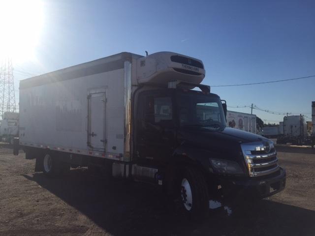 Reefer Truck-Light and Medium Duty Trucks-Hino-2012-338-LINDEN-NJ-147,338 miles-$38,500