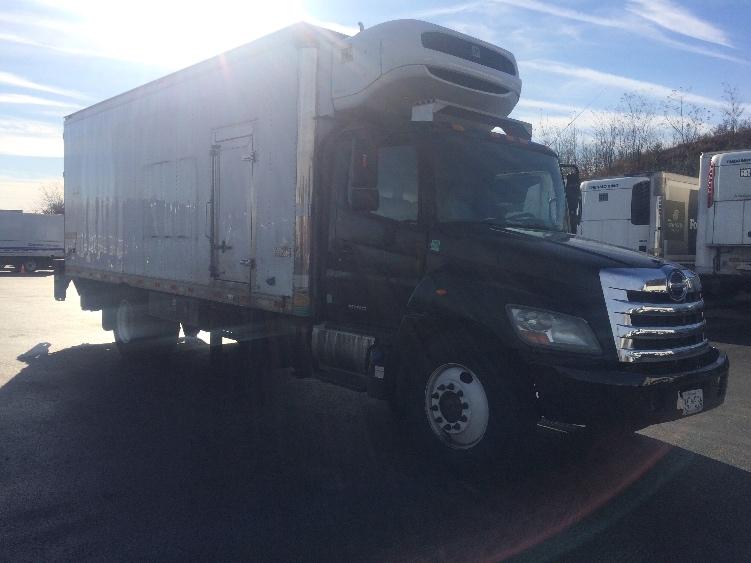 Reefer Truck-Light and Medium Duty Trucks-Hino-2012-338-BALTIMORE-MD-188,471 miles-$27,750