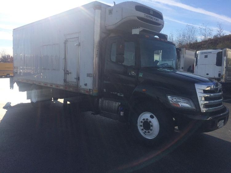 Reefer Truck-Light and Medium Duty Trucks-Hino-2012-338-BALTIMORE-MD-152,161 miles-$29,750
