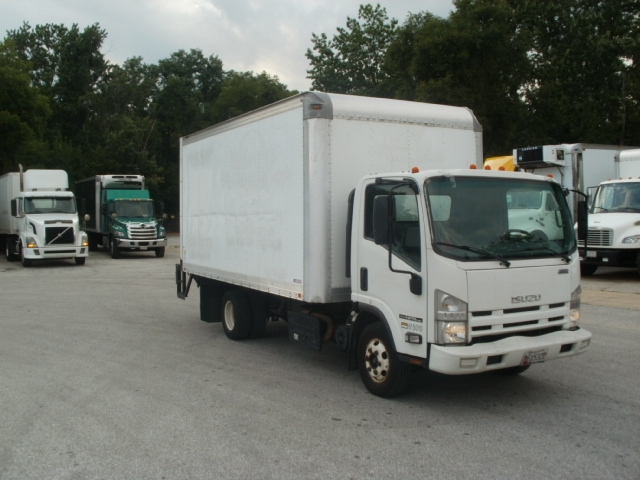 Medium Duty Box Truck-Light and Medium Duty Trucks-Isuzu-2011-NPR-BALTIMORE-MD-151,234 miles-$21,250