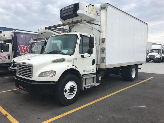 Reefer Truck-Light and Medium Duty Trucks-Freightliner-2012-M2-HAMMOND-LA-356,340 miles-$20,750
