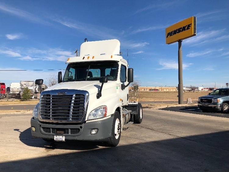 Day Cab Tractor-Heavy Duty Tractors-Freightliner-2012-Cascadia 12542ST-OKLAHOMA CITY-OK-416,159 miles-$38,000